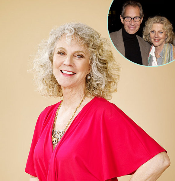 Blythe Danner Had Best Husband! Getting Married Again? – Not An Option