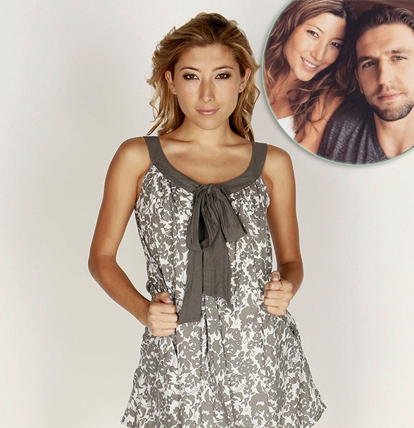 Dichen Lachman: All Graced Up In Married Life With Husband! Her Little Family