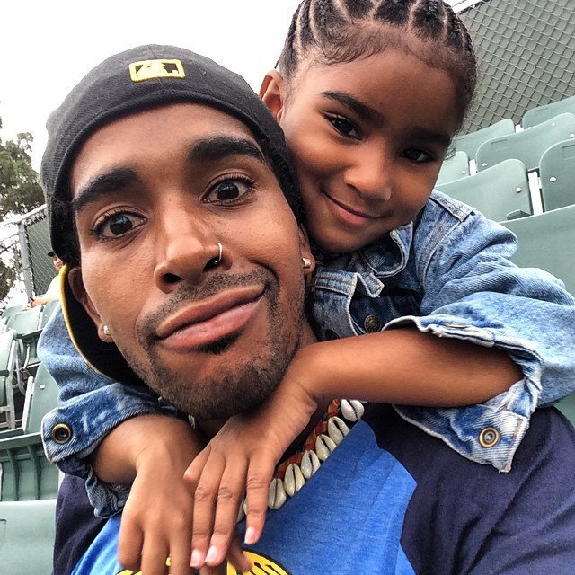 O'Ryan Has Kid But Not Married! Who Is Baby Mama?