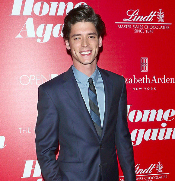 Pico Alexander Has Girlfriend? Or Dating Affair Only Exists On Screens?