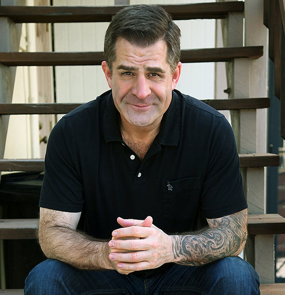 Todd Glass Gay and Proud! Relationship Status Talks