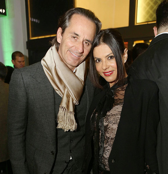 Adriana de Moura Faked Getting Married! 2013 Wedding With Husband, Divorced?