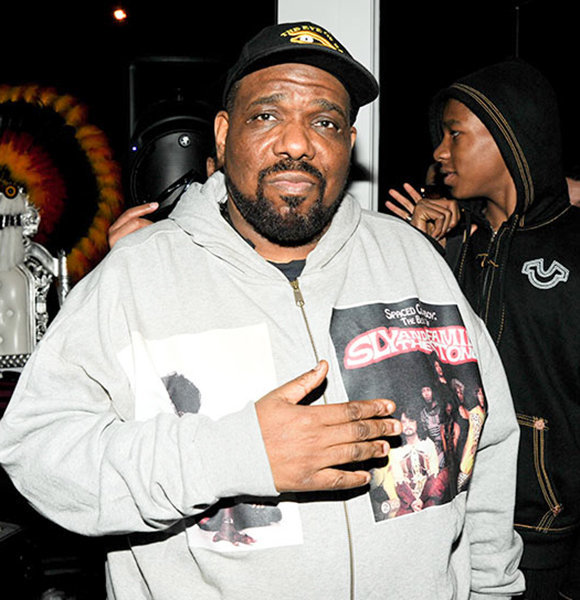 Afrika Bambaataa, Allegedly Gay Man - Has Married Life With Wife To Show?