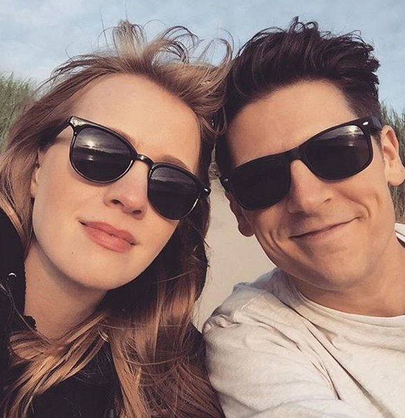 Alexz Johnson In Perfect Sync With Husband! Married Life