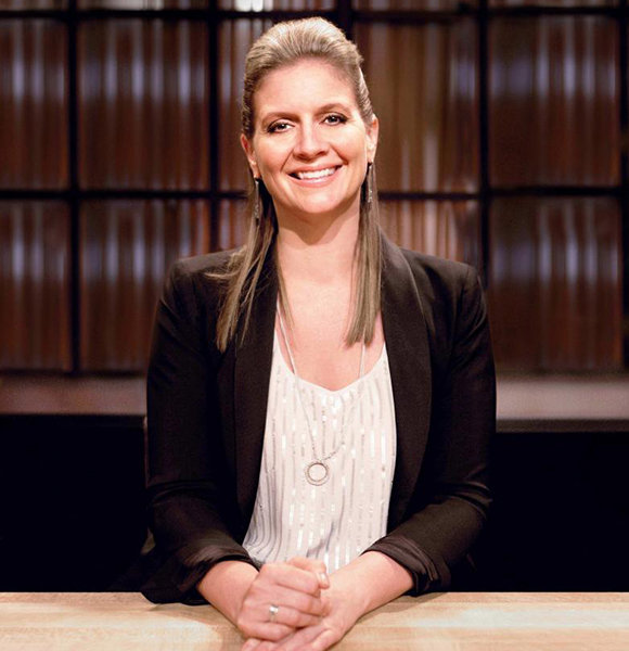 Amanda Freitag's Personal Life: Married In Secret Or Reserved For The Best?