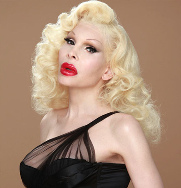 Amanda Lepore: Young Surgery Pain, Controlling Husband - Seen It All