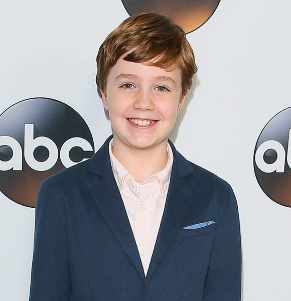 Ames McNamara Wiki: Age, Family, Siblings & Interesting Details On The Young Actor