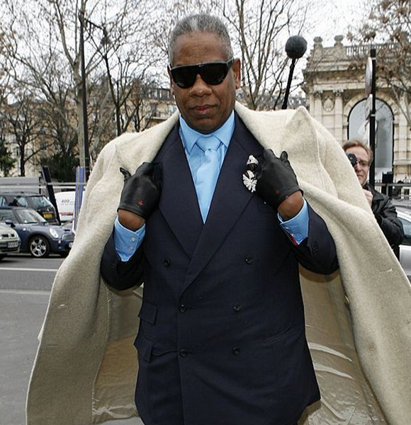 Andr 233 Leon Talley Forced To Lose Weight Single Or Taken In 2018