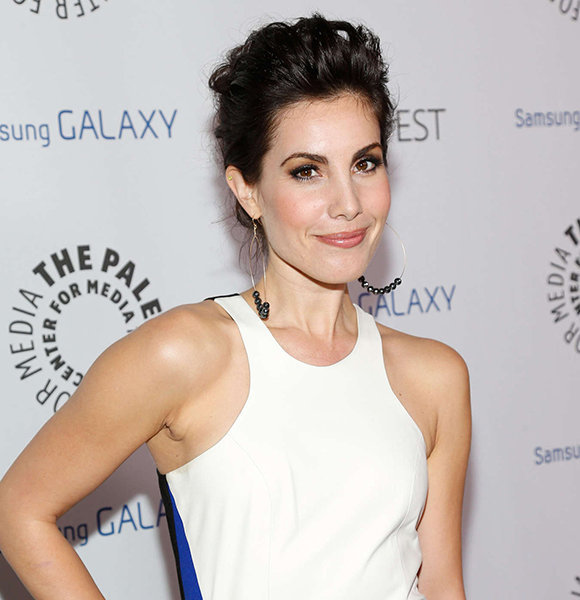 Carly Pope Dating? Actress Who Tried To Start Boyfriend Rumors
