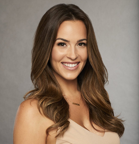 The Bachelor's Caroline Lunny With No Regrets; Her Dating Status At 27