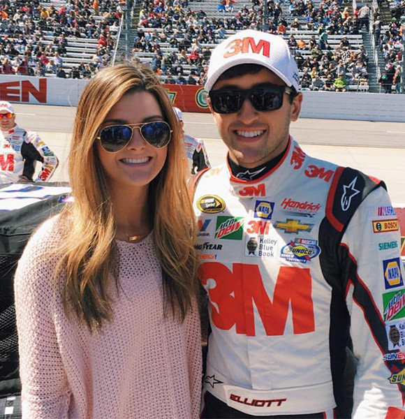 Chase Elliott, Dating A Keeper! Girlfriend Is No Stranger To NASCAR Revs