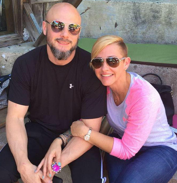 Christie Brimberry Beats Cancer At Age 44 Husband And 6 Children