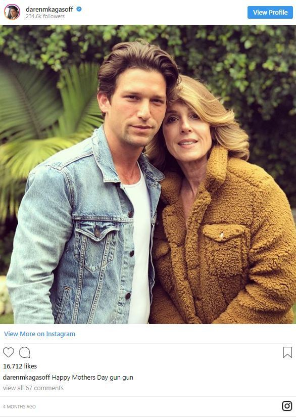 Daren Kagasoff Will Get Married To A Perfect Girlfriend Meet His Ideal Girl Facebook gives people the power to share and makes. daren kagasoff will get married to a