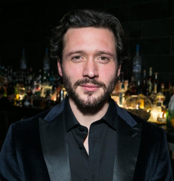 Does David Oakes Have A Wife? Glimpsing Personal Life For Partner