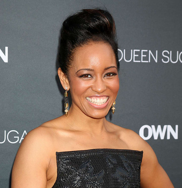 Dawn-Lyen Gardner Is Married With Husband, But Not Where Everyone Expects