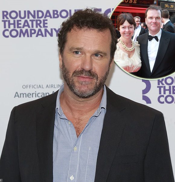 Douglas Hodge Amicably Separates With Wife! Family Status Now