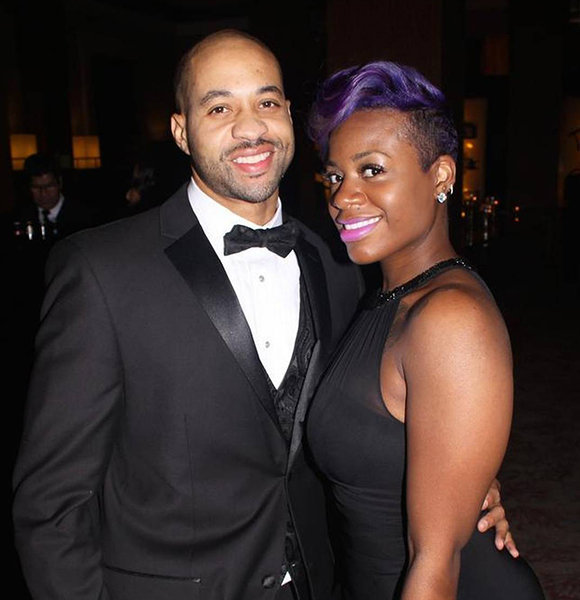 Fantasia Barrino Rushed With Husband Kendall Taylor; What Went Down Was Bliss