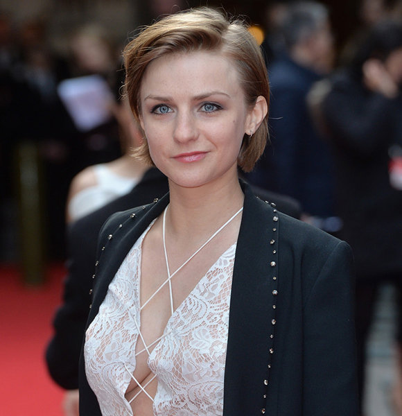 Faye Marsay: With Obscure Dating Affair, On-Screen Lesbian Role
