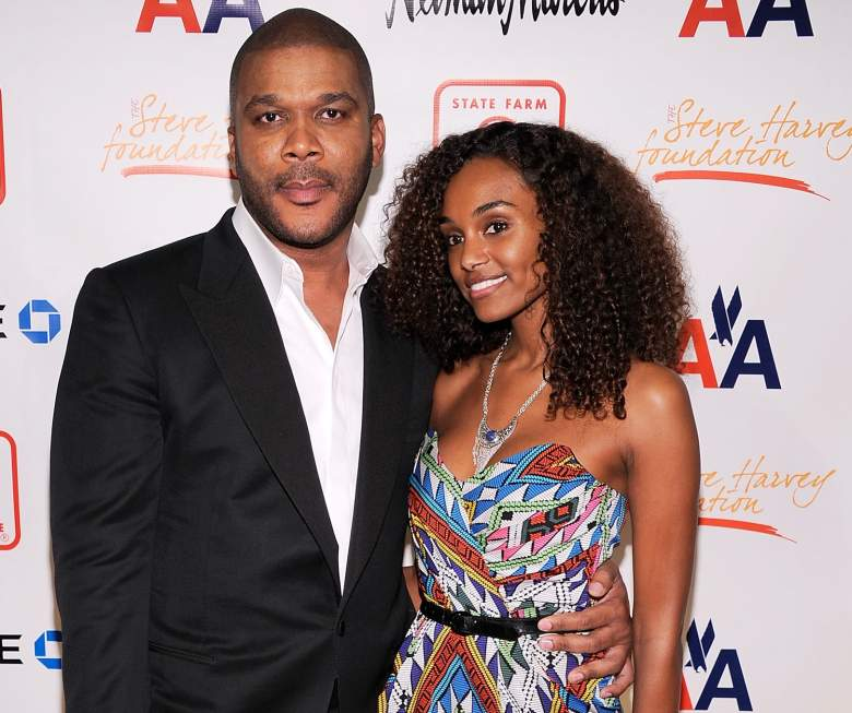 Gelila Bekele And Tyler Perry As Parents; Sons Arrival
