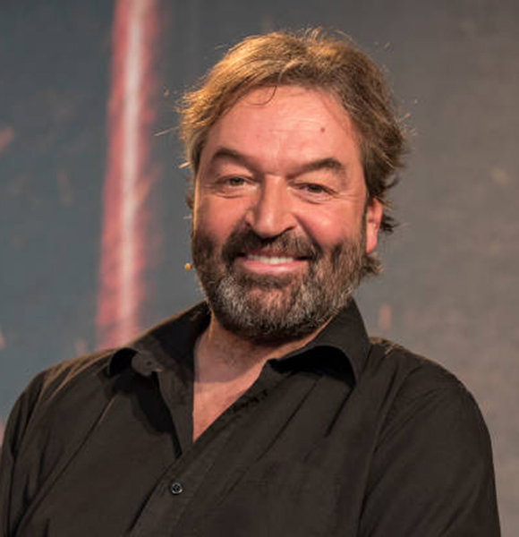 Ian Beattie, Happily Married Man With A Family! Actor On And Off Camera