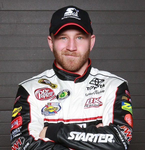 jeffrey earnhardt on parent s racing legacy getting married just rh liverampup com