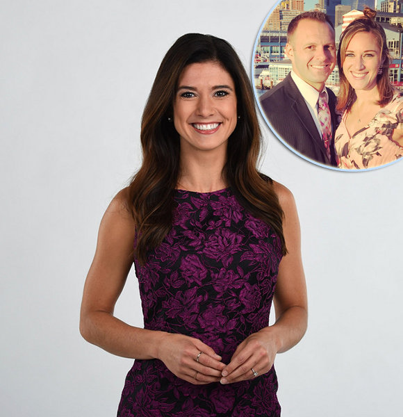 ESPN's Jen Lada In Marital Bliss With Husband! Another Shot To Married Life