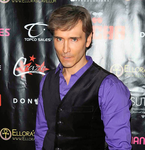John Basedow Too Pumped For Success To Get Married; Makes Him Gay Now?