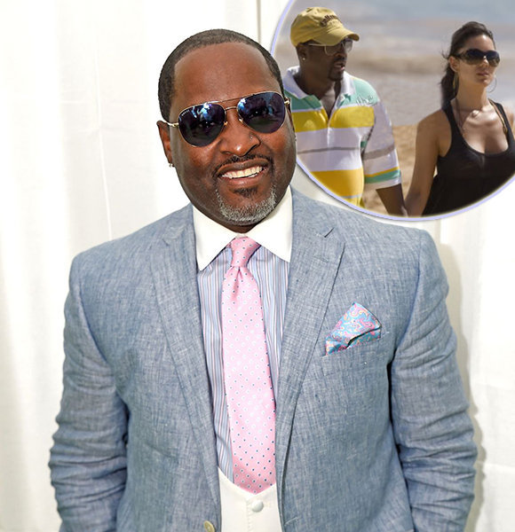 Johnny Gill's Girlfriend Stories, Never Married But Has Son, Gay Rumors