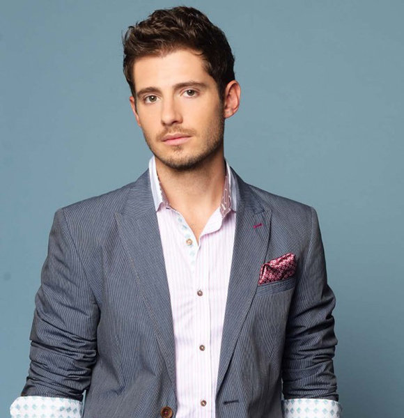Julian Morris With Real-Life Girlfriend; Dating Co-Star?