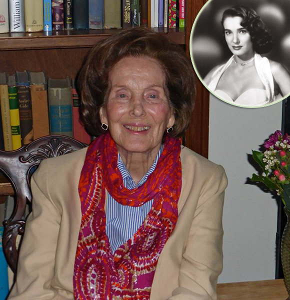 Julie Adams Is Not Dead! Alive And Beautifully Smiling Her Way Ahead