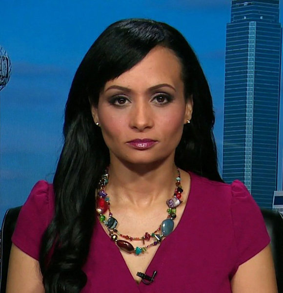 Katrina Pierson Dusts Off Failed Married Life! An Affair To Forget It All?