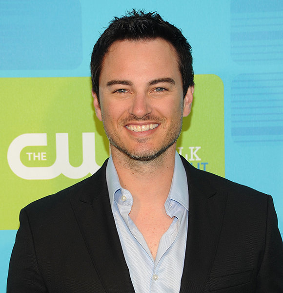 Kerr Smith, Different Aspects Of Life; A Gay Man With A Wife