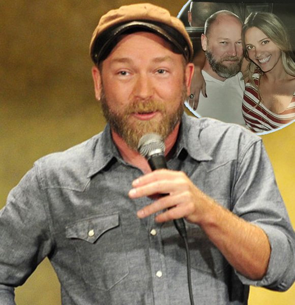 """Is Kyle Kinane Married? Relationship Status With """"Sexy"""" Beau"""