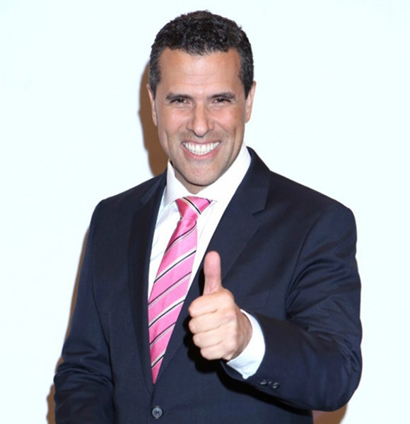 Marco Antonio Regil Talks On Gay Rumors - Also Thoughts Of Getting Married & Family