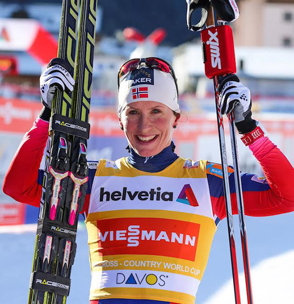 Marit Bjørgen Bio: Cross-Country Skier Who Marked History On 2018 Olympic Winter