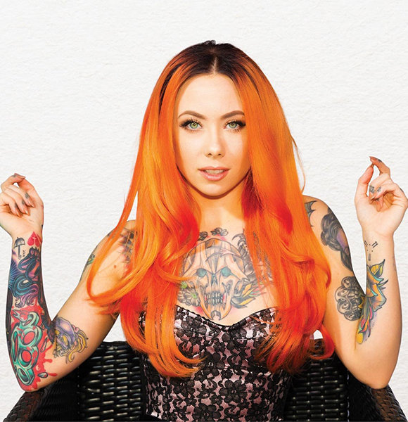 Tatto Artist Megan Massacre Reveals Dating Essentials; Meet Ideal Boyfriend