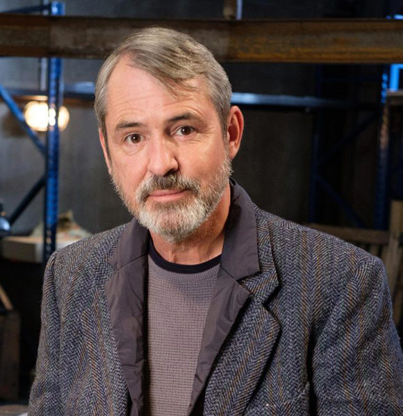 Neil Morrissey, Once Married Man Now Happily Ever After With Partner - Rock-solid Affair
