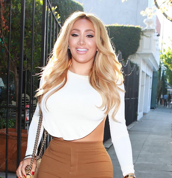 Nikki Mudarris - From One Boyfriend To Other! Sparks New Dating Affair Rumors