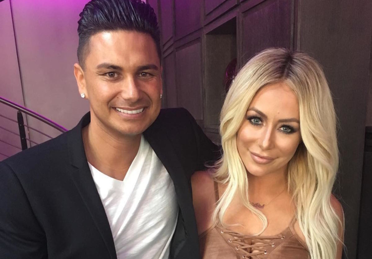 Is Pauly D Falling In Love With Girlfriend Audrey ODay  Famously Single  E!