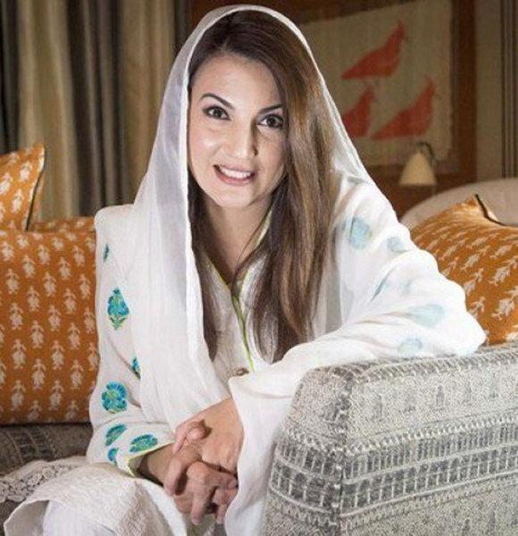 Reham Khan Life After Divorce With Husband! Children Settlement On Go