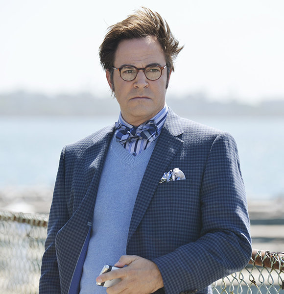 Roger Bart: With Obscure Married Life, Girlfriend Reveals He Cheated