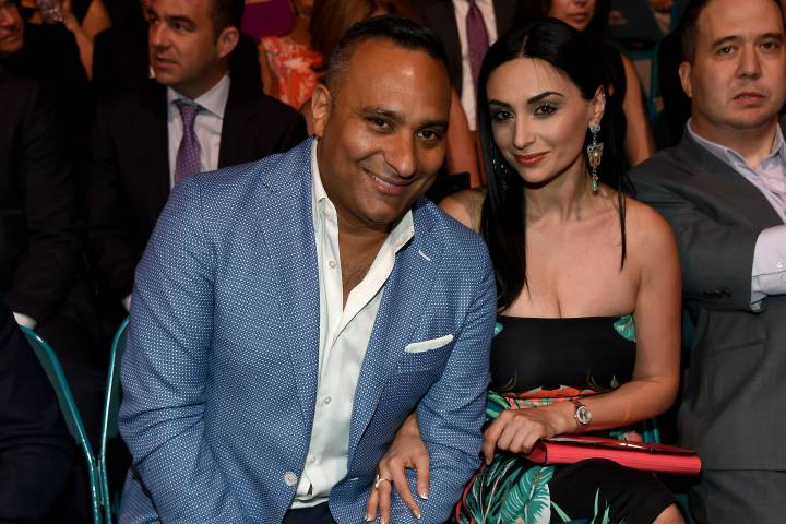 Russell Peters Moved On From Failed Married Life While