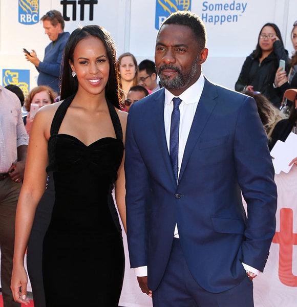 Idris Elba Fiance: Sabrina Dhowre, 29, Engaged! 5 Facts On Idris Elba's Fiancee