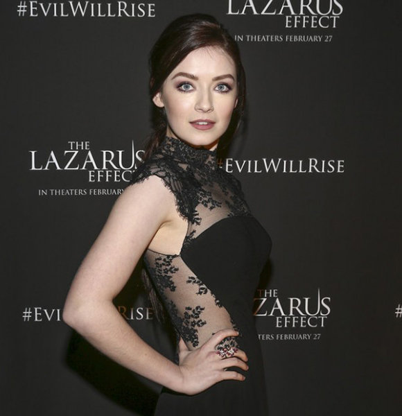 Sarah Bolger Has Boyfriend As Answer? Barged With Relationship Questions And Other Stuff