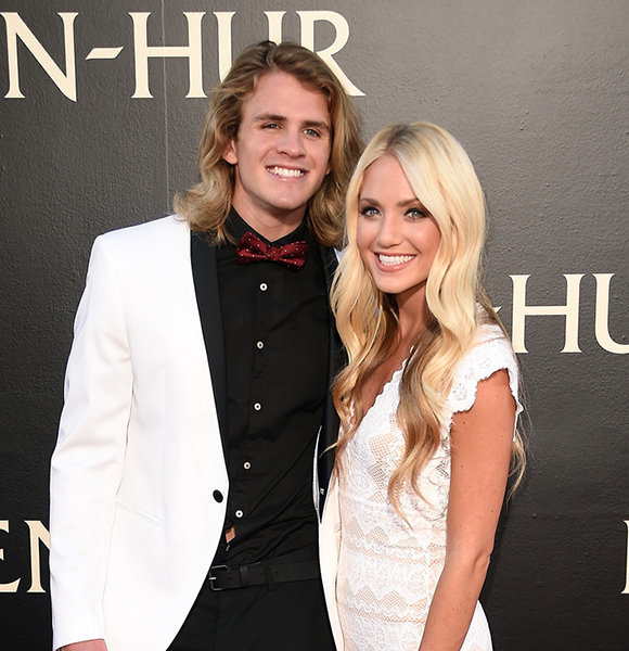 Savannah Soutas, 24, Married To Cole Labrant; But He Isn't The Baby Daddy!