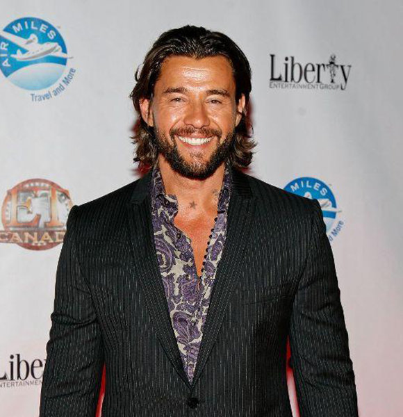 Steve Bacic Married Relationship Status Of Reserved Actor
