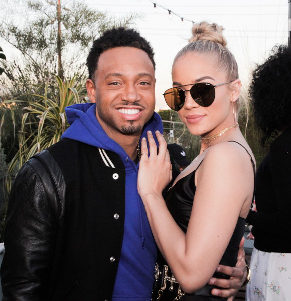 Terrence Jenkins & Girlfriend Dating Gracefully! Parenting Baby Puppers