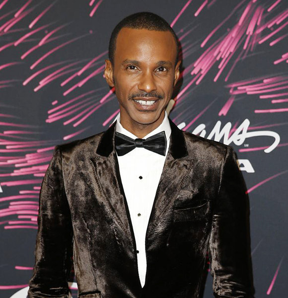 Tevin Campbell With Girlfriend Or, Wife? Singer Busts Gay Rumors!