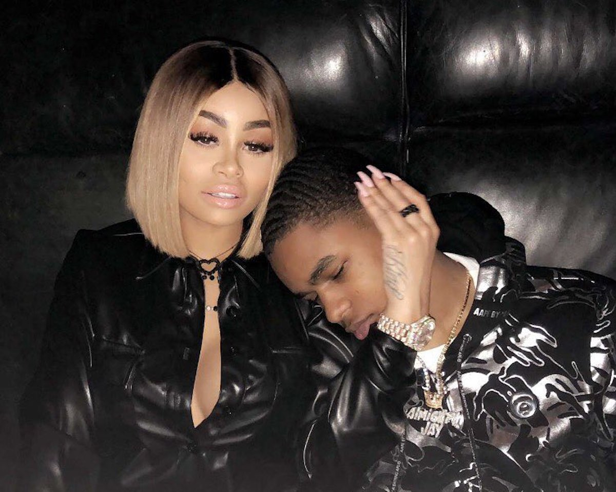 Who Is YBN Almighty Jay? 18 y.o Dating Blac Chyna, Net Worth & More Details