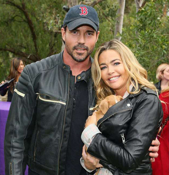 Who is Aaron Phypers? Bio of Denise Richards' Husband and Their Wedding Details